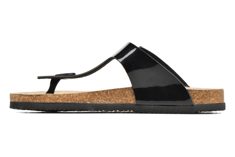 Sandales et nu-pieds I Love Shoes MCOLOS Noir vue face