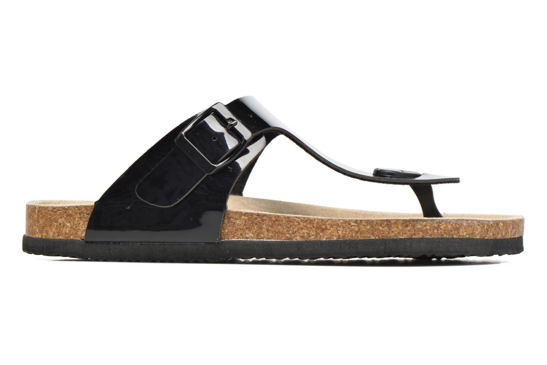 Sandales et nu-pieds I Love Shoes MCOLOS Noir vue derrière