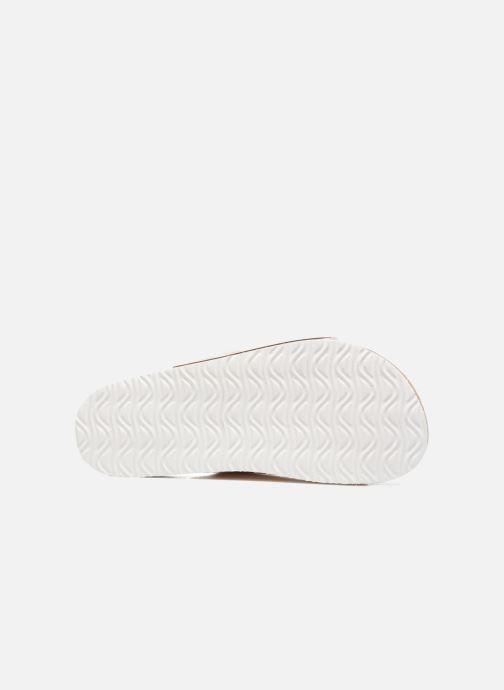 Sandales et nu-pieds I Love Shoes Mcbee Or et bronze vue haut