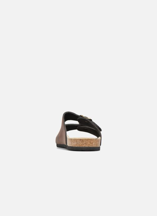 Sandalias I Love Shoes MCerdu Marrón vista lateral derecha