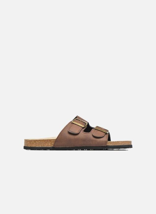 Sandals I Love Shoes MCerdu Brown back view