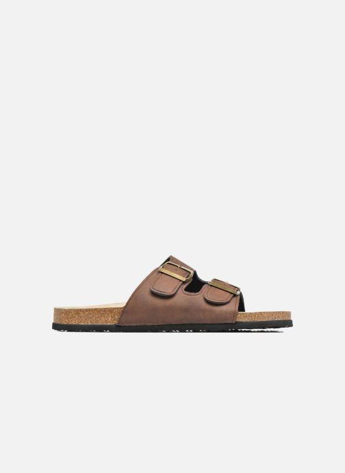 Sandalen I Love Shoes MCerdu braun ansicht von hinten