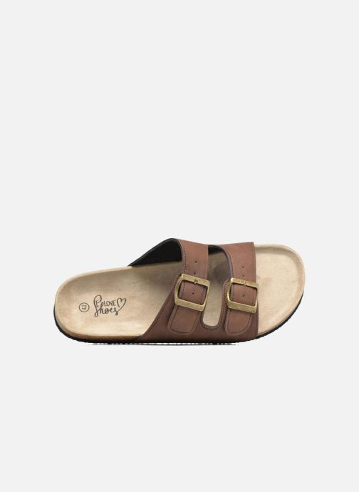 Sandalen I Love Shoes MCerdu Bruin links