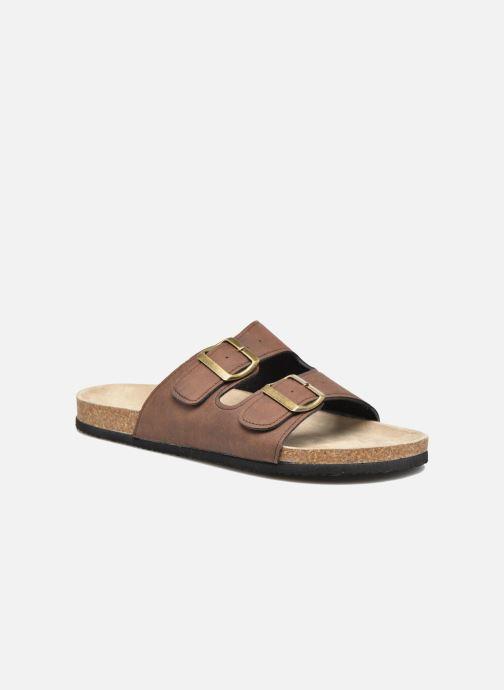 Sandales et nu-pieds I Love Shoes MCerdu Marron vue détail/paire