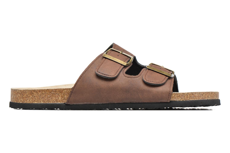 Sandalen I Love Shoes MCerdu Bruin achterkant