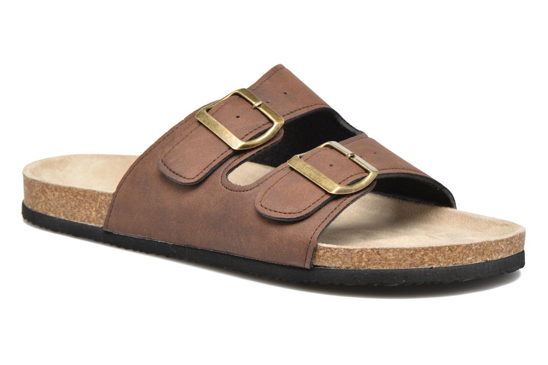Sandalen I Love Shoes MCerdu Bruin detail