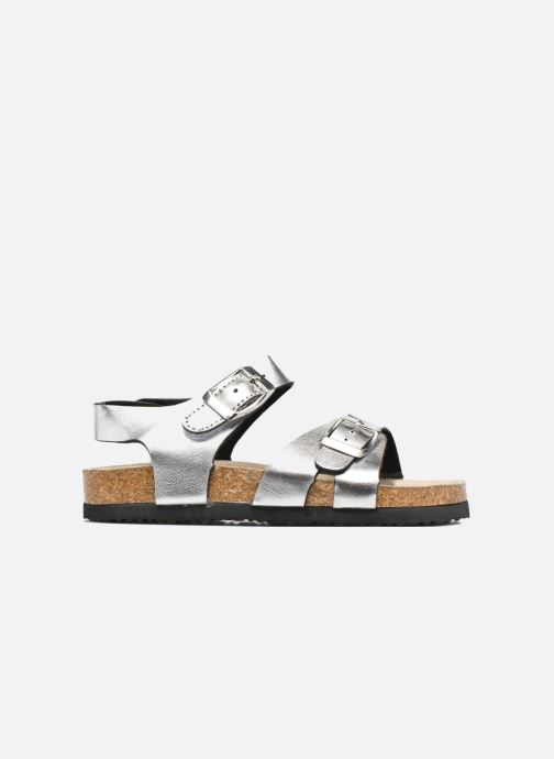 Sandalias I Love Shoes MCGEE Plateado vistra trasera