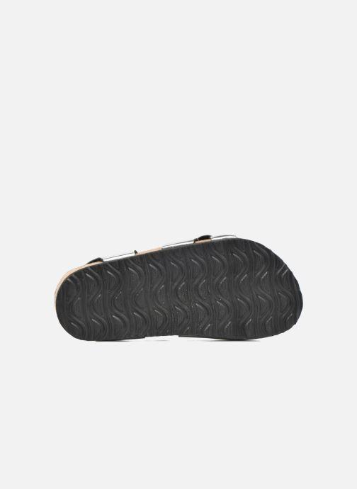Sandalen I Love Shoes MCGEE silber ansicht von oben
