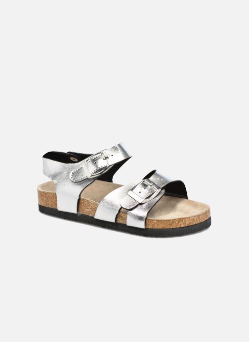Sandales et nu-pieds I Love Shoes MCGEE Argent vue détail/paire