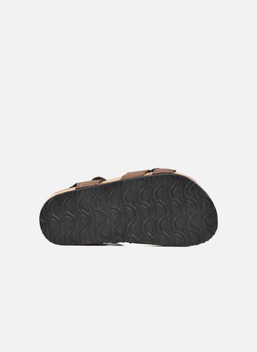 Sandalias I Love Shoes MCGEE Marrón vista de arriba