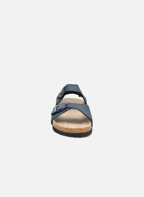 Sandalias I Love Shoes MCGEE Azul vista del modelo