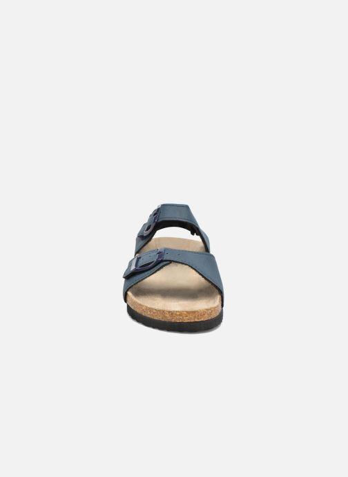 Sandales et nu-pieds I Love Shoes MCGEE Bleu vue portées chaussures