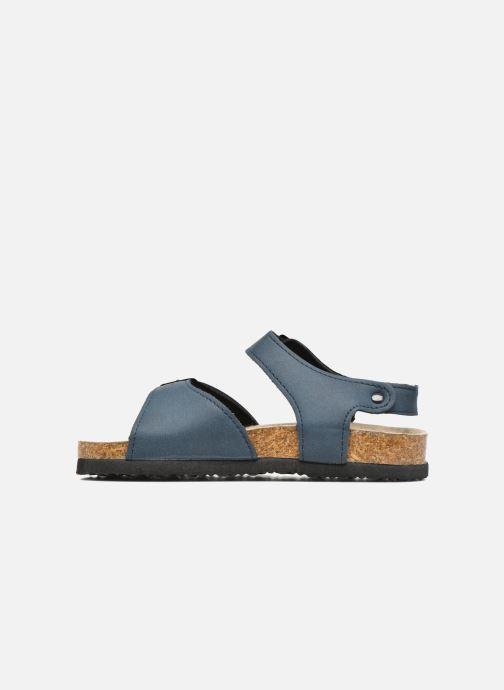 Sandalias I Love Shoes MCGEE Azul vista de frente