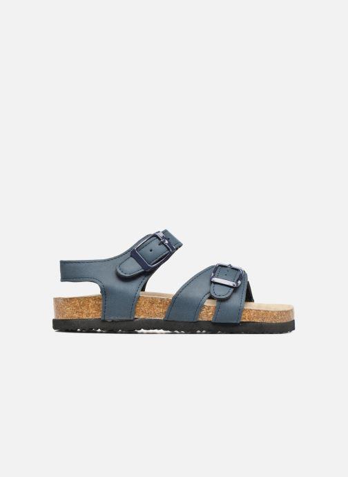 Sandalen I Love Shoes MCGEE blau ansicht von hinten