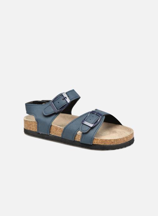 Sandales et nu-pieds I Love Shoes MCGEE Bleu vue détail/paire