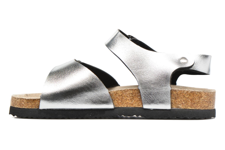 Sandaler I Love Shoes MCGEE Sølv se forfra