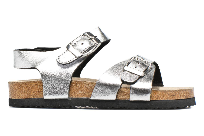 Sandaler I Love Shoes MCGEE Sølv se bagfra