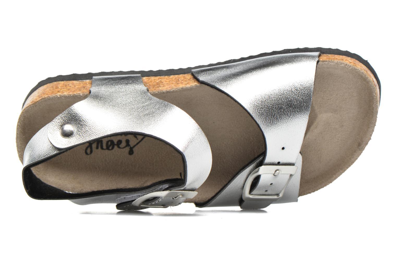 Sandaler I Love Shoes MCGEE Sølv se fra venstre