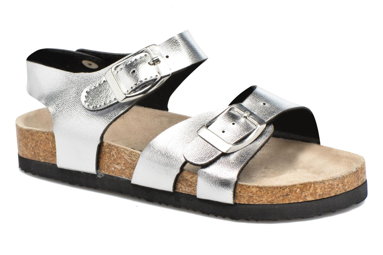 Sandaler I Love Shoes MCGEE Sølv detaljeret billede af skoene