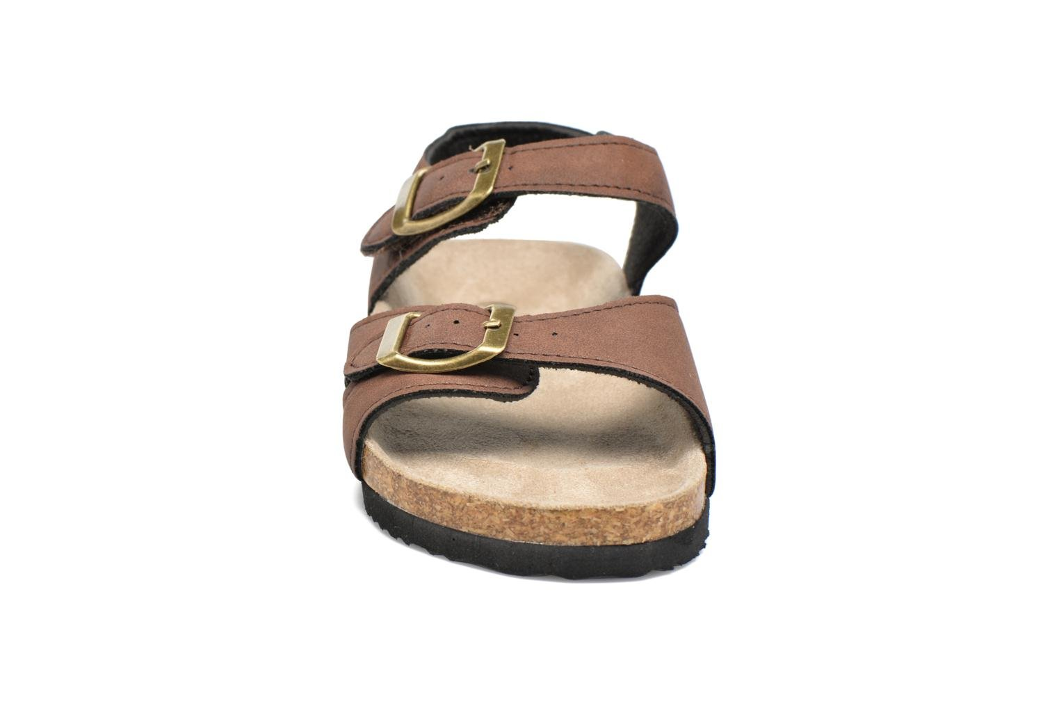 Sandals I Love Shoes MCGEE Brown model view