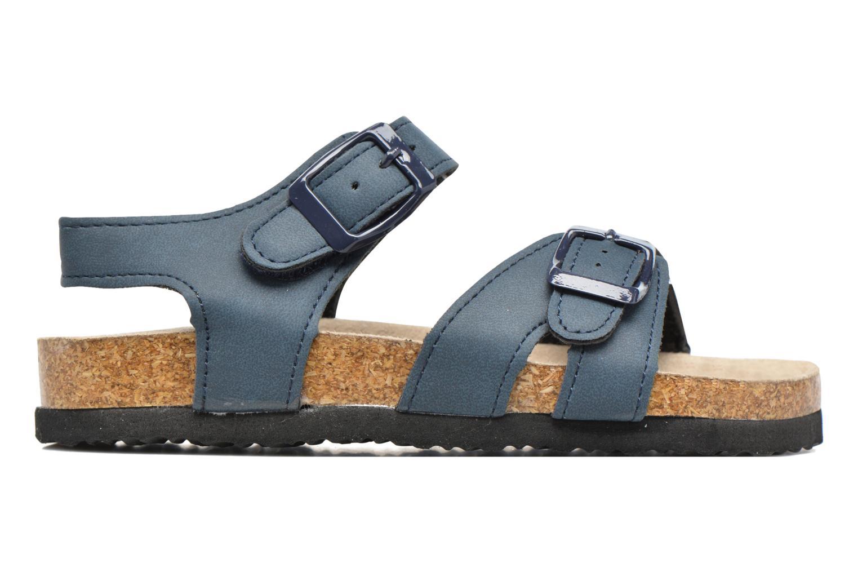 Sandales et nu-pieds I Love Shoes MCGEE Bleu vue derrière