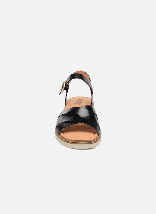 Sandales et nu-pieds Pikolinos Alcudia W1L-0955 Noir vue portées chaussures