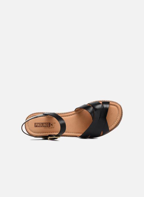 Sandales et nu-pieds Pikolinos Alcudia W1L-0955 Noir vue gauche