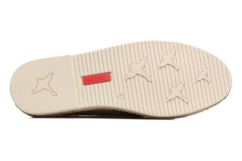 Zapatos con cordones Pikolinos Cadamunt W3K-4604 Marrón vista de arriba