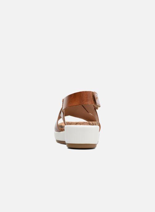 Sandales et nu-pieds Pikolinos Mykonos W1G-0757C2 Marron vue droite