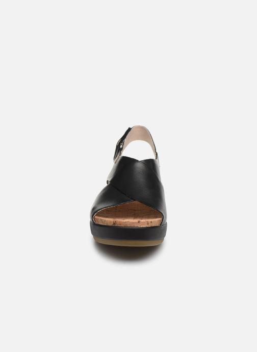 Sandali e scarpe aperte Pikolinos Mykonos W1G-0757C2 Nero modello indossato