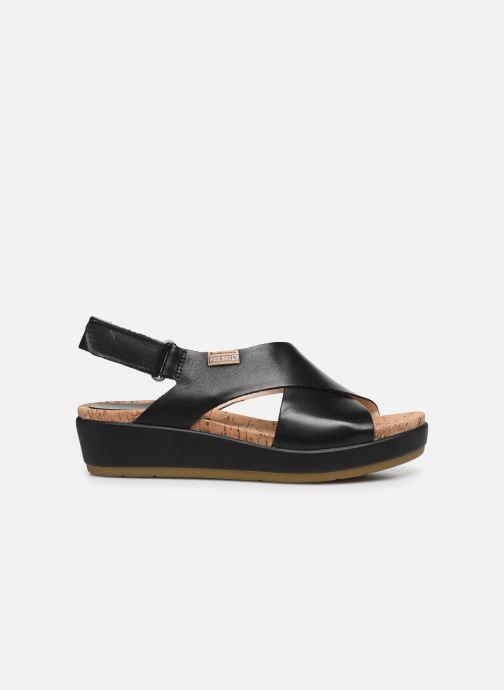 Sandali e scarpe aperte Pikolinos Mykonos W1G-0757C2 Nero immagine posteriore