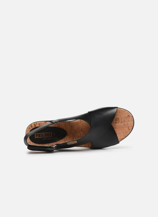 Sandali e scarpe aperte Pikolinos Mykonos W1G-0757C2 Nero immagine sinistra