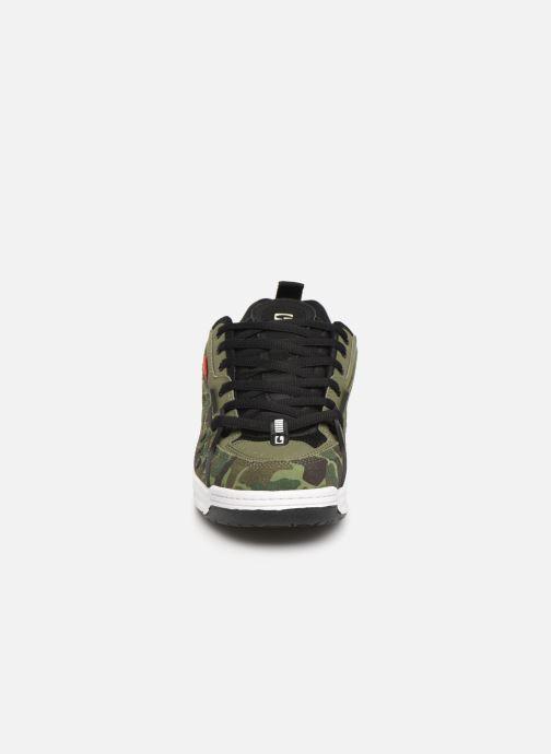 Baskets Globe CT-IV Classic Vert vue portées chaussures