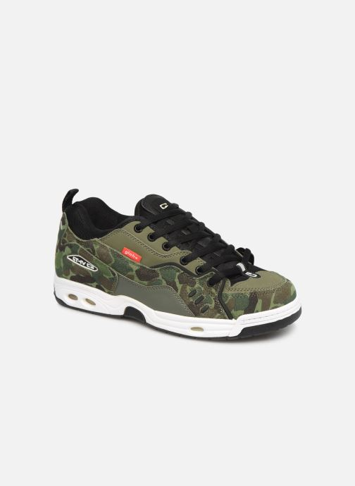 Trainers Globe CT-IV Classic Green detailed view/ Pair view