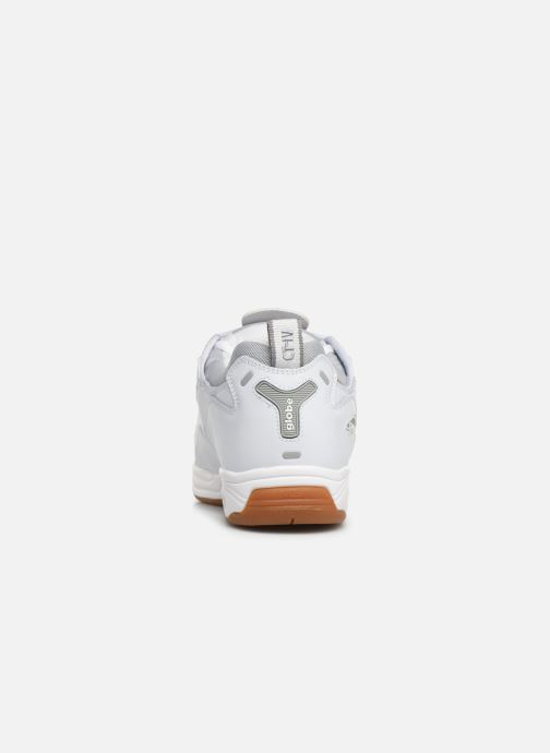 Baskets Globe CT-IV Classic Blanc vue droite