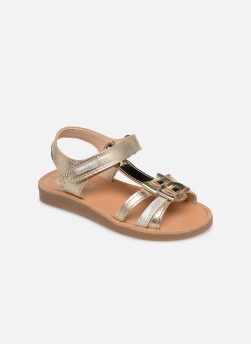 Sandali e scarpe aperte Pablosky Betty Oro e bronzo vedi dettaglio/paio