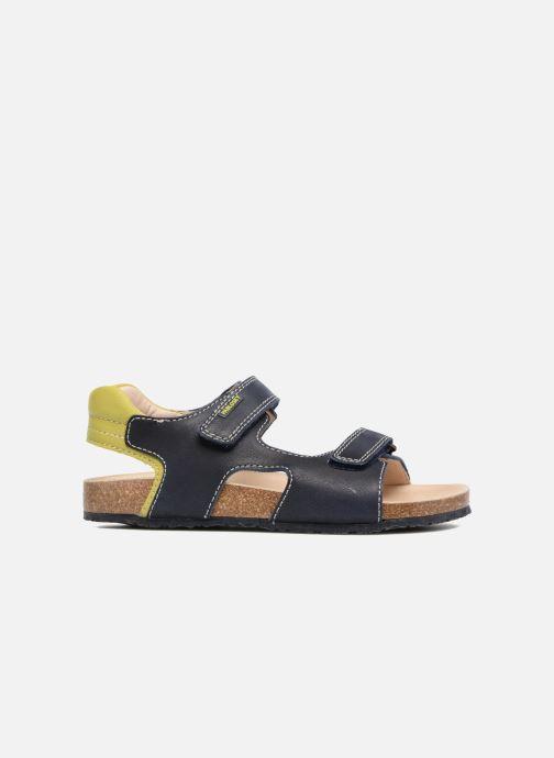 Sandales et nu-pieds Pablosky Filippo Bleu vue derrière