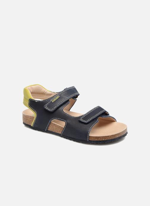 Sandales et nu-pieds Pablosky Filippo Bleu vue détail/paire