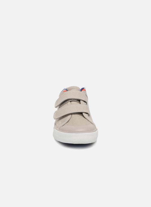 Baskets Pablosky Goar Gris vue portées chaussures