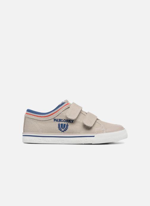 Sneakers Pablosky Goar Grigio immagine posteriore