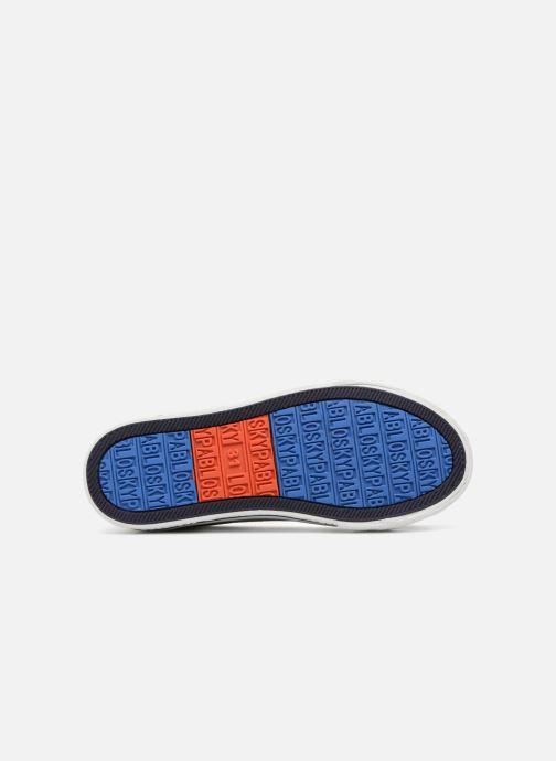 Sneaker Pablosky Goar grau ansicht von oben