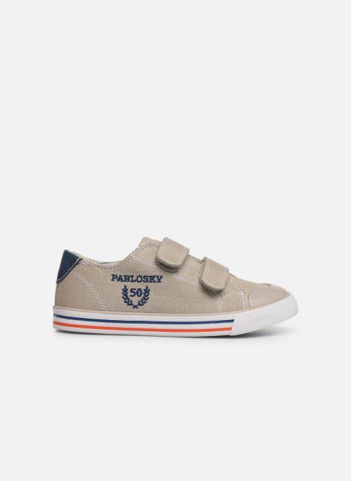 Sneakers Pablosky Goar Grijs achterkant