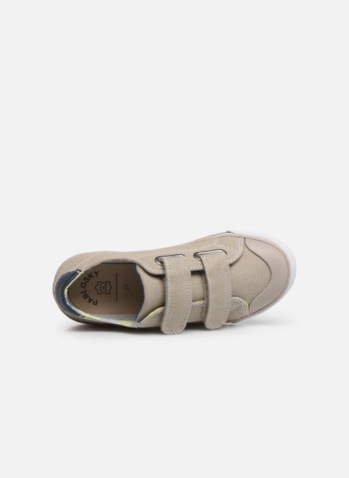 Sneakers Pablosky Goar Grijs links