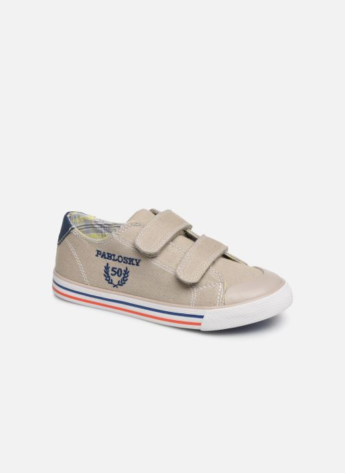 Sneakers Pablosky Goar Grijs detail