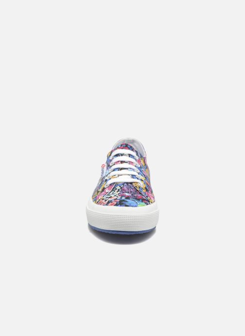 Baskets Fabric multicolore W Chez Superga 2750 Liberty xzXOOR