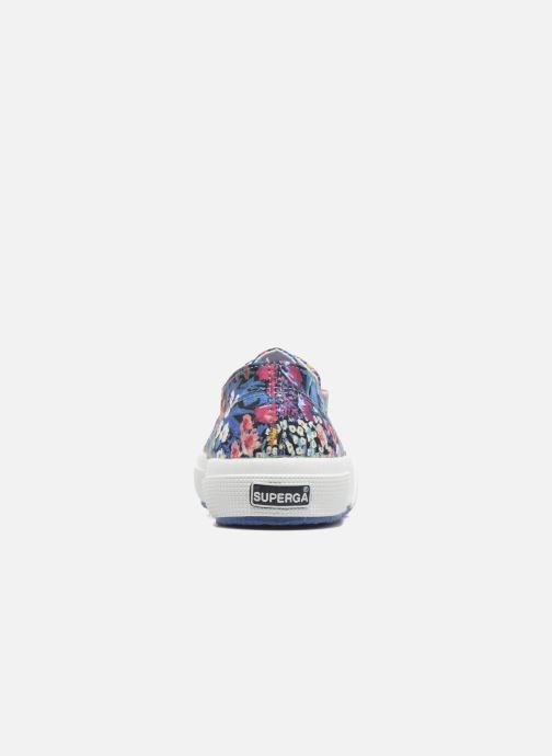 Baskets Superga 2750 Fabric Liberty W Multicolore vue droite