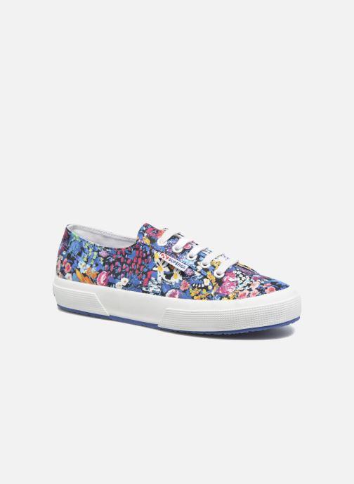 Baskets Superga 2750 Fabric Liberty W Multicolore vue détail/paire