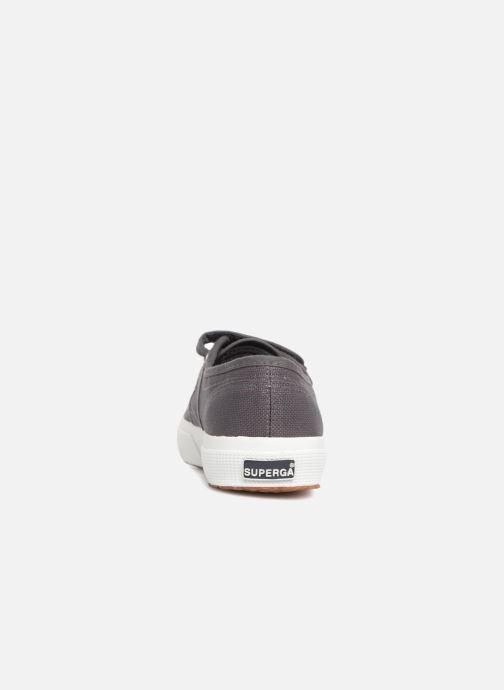 Sneakers Superga 2750 Cot 3 Strapu Grijs rechts