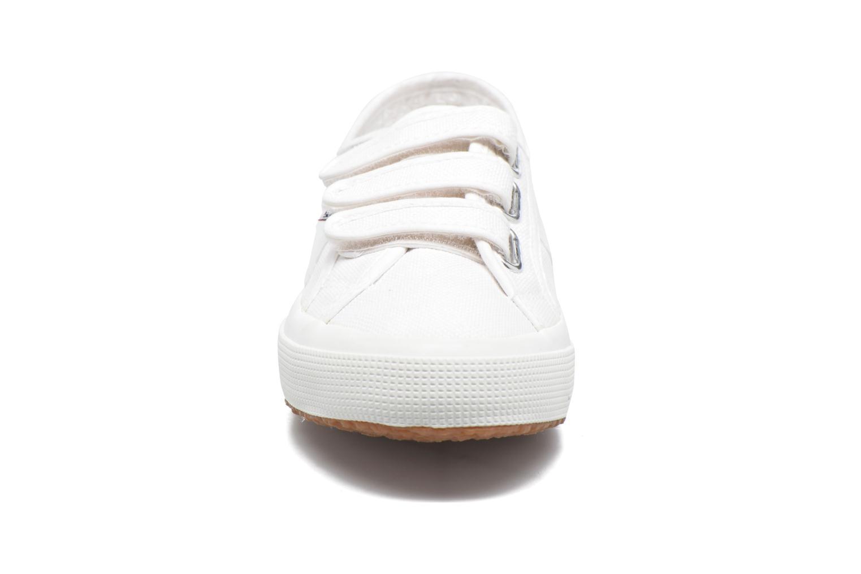 Sneakers Superga 2750 Cot 3 Strapu Wit model