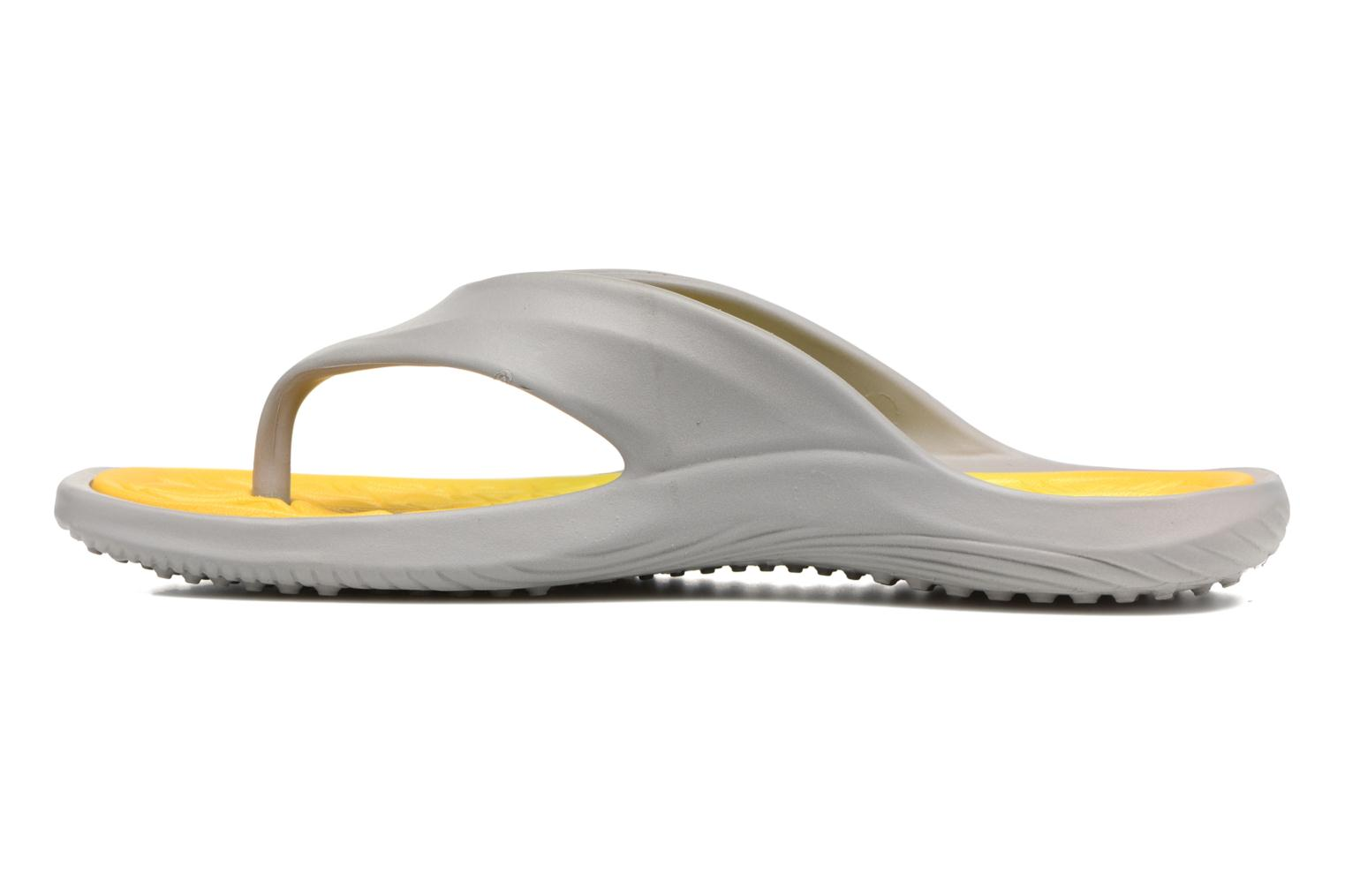 Flip flops Rider Cape X AD Yellow front view